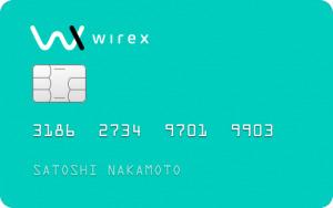 Carta prepagata Wirex Card