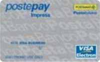 carta prepagata postepay inpresa
