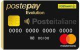 Carta PostePay Evolution