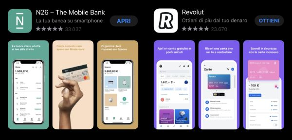 app n26 vs revolut