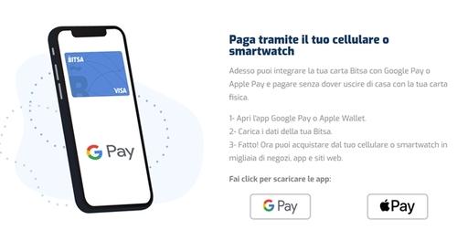 bitsa apple pay google pay