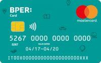 Carta prepagata BPER Card Carta Conto