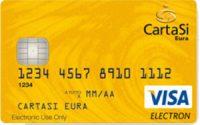Carta prepagata CartaSi Eura