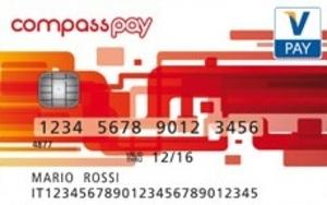 Carta prepagata CompassPay