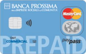 Carta prepagata Banca Prossima