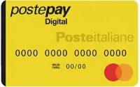 carta postepay digital