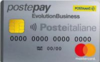 Carta prepagata Postepay Evolution Business