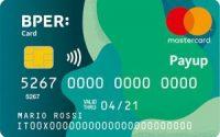 Carta prepagata BPER Card Payup