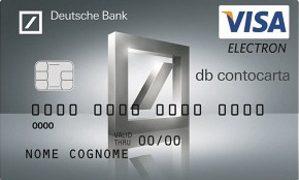 Carta prepagata DB ContoCarta