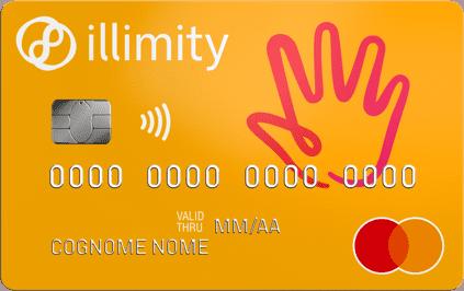 carta prepagata illimity