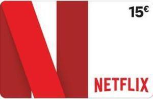 Carta prepagata Netflix