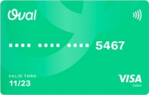 Carta prepagata Oval Pay