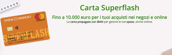 carta superflash plafond