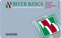 Carta prepagata CartaConto Banca Biver