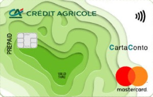 cartaconto credit agricole