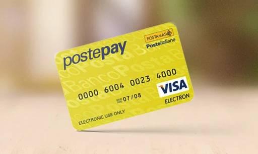 Costi della Postepay