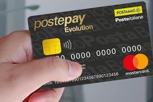 Furto o smarrimento Postepay