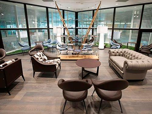 hype premium lounge sala leonardo linate