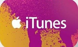 Carta regalo Itunes