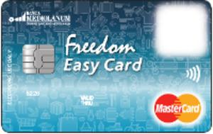 Mediolanum Freedom Easy Card