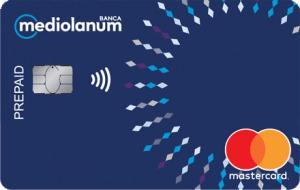 Carta prepagata Mediolanum Prepaid Card