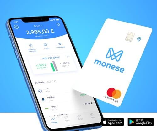 monese app store google play