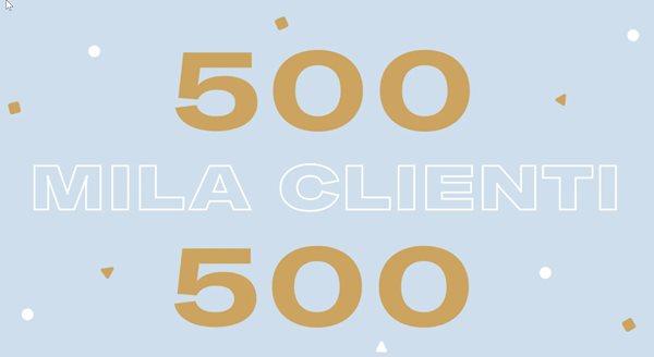 n26 500000 clienti