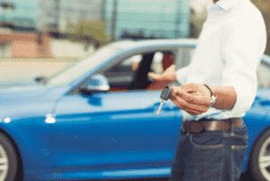 Noleggio auto con carta prepagata