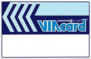 Carta prepagata Viacard