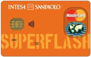 superflash carta di credito